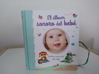 Álbum sonoro del bebe