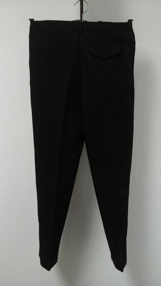 Pantelones negros elegantes de niño/a.