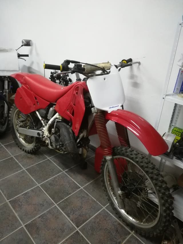 Honda cr 125 r 1989