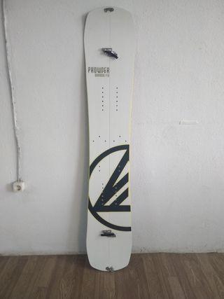 Splitboard Prowder Bambo 158