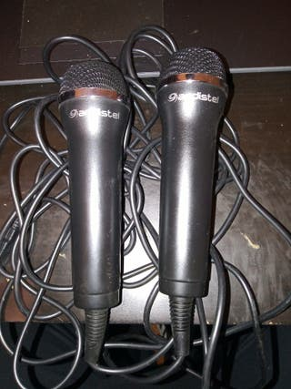 micrófono ps4