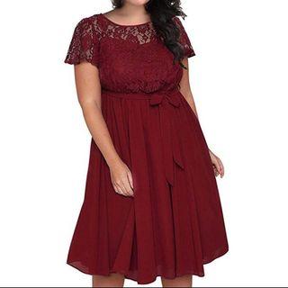 vestido nuevo sin usar TALLA GRANDE