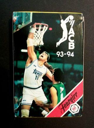 Baraja ACB 93-94 año 1993