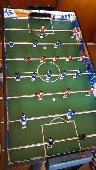 Futbolin - Hockey Aire - Billar - Juegos