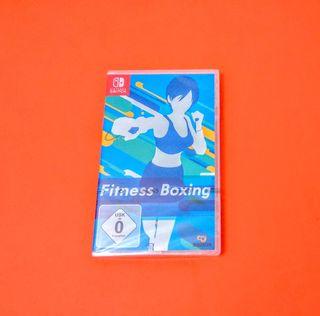 Fitness Boxing PRECINTADO / Switch
