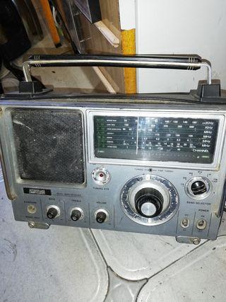 Antigua radio amstrad