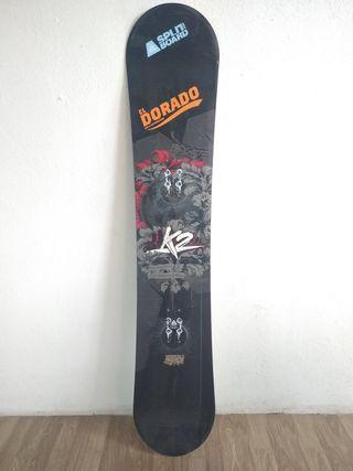 snowboard k2 159