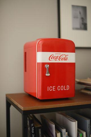 Nevera Coca-Cola Nueva. Nevera Vintage.