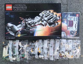 """LEGO STAR WARS UCS 75244 TANTIVE IV """"SIN FIGURAS"""""""