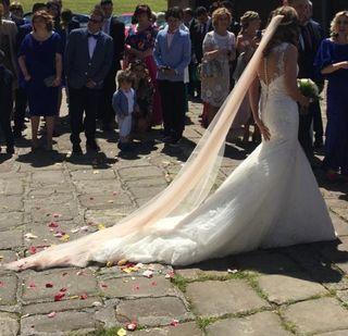 Vestido de novia St. Patrick para La Sposa 2019