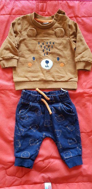 pantalon y jersey