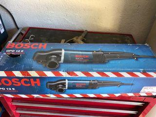 Amoladora de Bosch GPO12 E