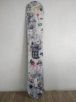 snowboard Elan 158