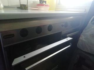 cocina de gas en perfecto estado