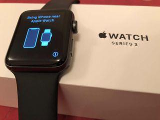 Apple watch serie 3 42mm GPS