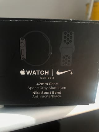 Apple Watch Series 3 Nike+ Editon 42mm