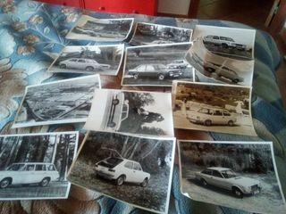 ref 3 12 fotos de prensa época Seat 124 1430