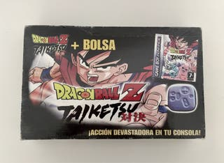 PACK DRAGON BALL Z + BOLSA gameboy advance