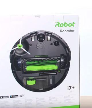 Robot Aspirador Roomba i7+ con vaciado autom