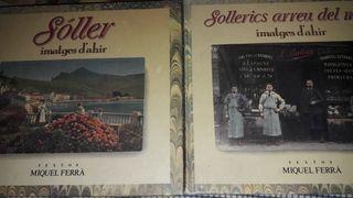 2 libros de Sóller