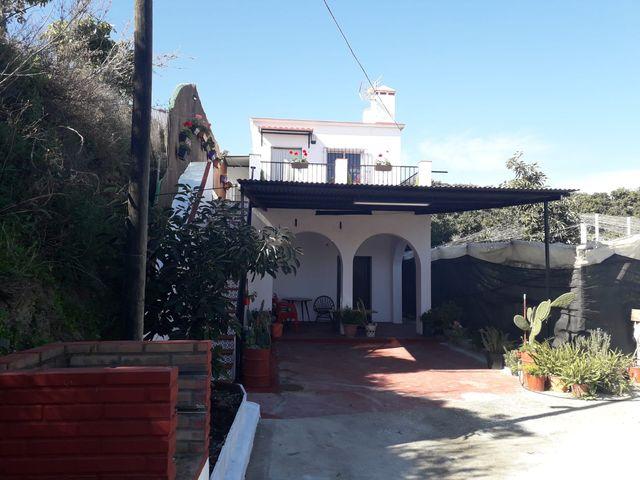 Alquiler Larga Temporada casa rural Algarrobo