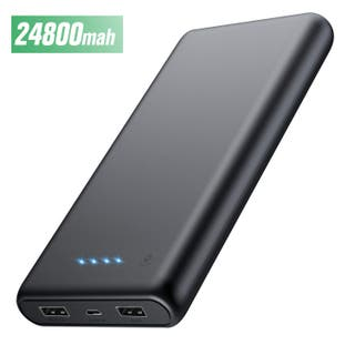 Bateria portatil power bank 24800mah nueva