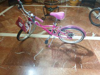 Bicicletas de niña en buen estado