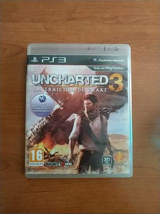 UNCHARTED 3 - la traicion de drake