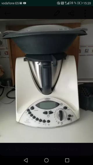 Thermomix TM31 en perfecto estado, año 2013