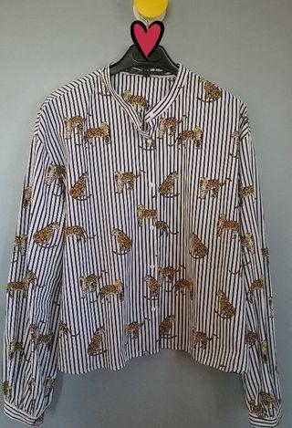 camisa ZARA,talla XL