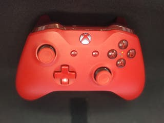 Mando Xbox One Rojo