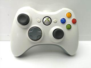 Mando Xbox 360 Oficial Blanco
