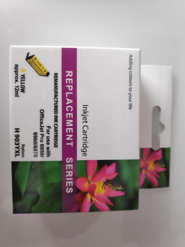 Cartuchos de Tinta para HP OfficeJet Pro 6950 6960