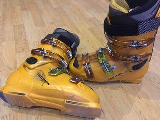 Botas Salomon esquí