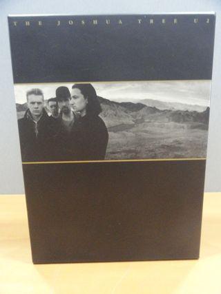 """Pack especial del albún """"The Joshua Tree"""" de U2"""
