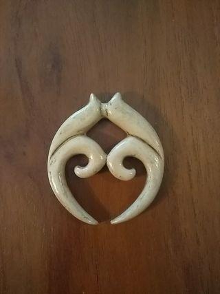 Colgante cerámica