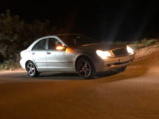 Mercedes-Benz C270cdi 2001