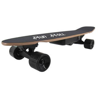 skate longboard electrico, nuevo sin estrenar