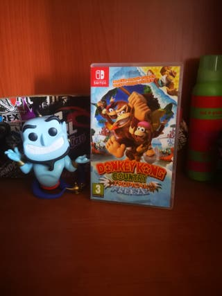Nintendo Switch Donkey Kong Country