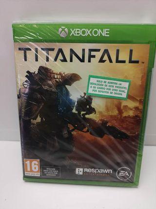 Juego Xbox One TitanFall Nuevo