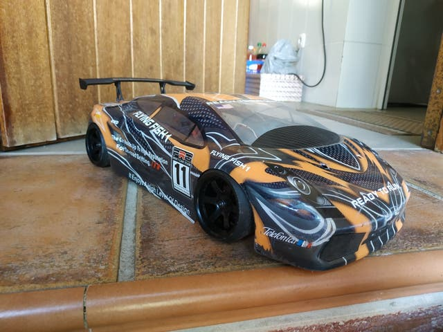 Choche drift RC