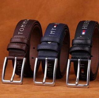 cinturon tommy h.