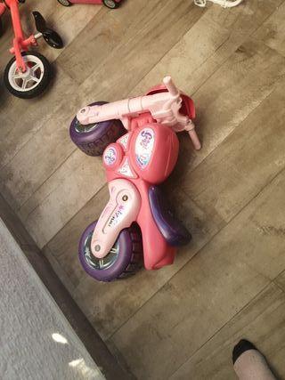 moto rosa
