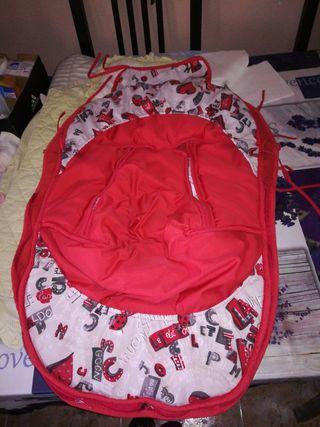 saco universal maxicosi bebe