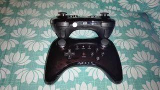 Mandos de Wii U Pro Controller para Wii U y pc