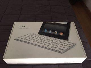 Teclado para iPad antiguo