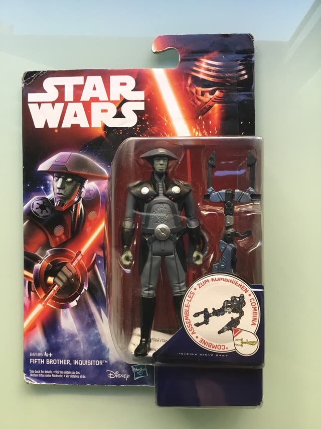 Star Wars figura Fifth Brother Inquisitor