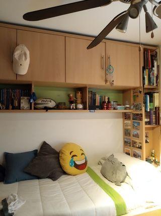 Habitación con muebles URGE VENTA