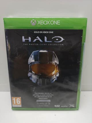 Juego Xbox One Halo The Master Chief Collection Nu