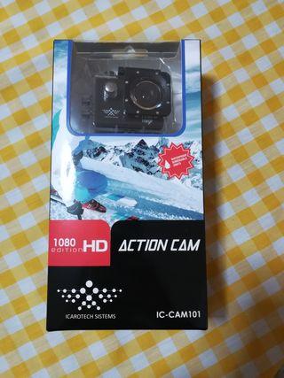 Cámara deportiva. Action Cam